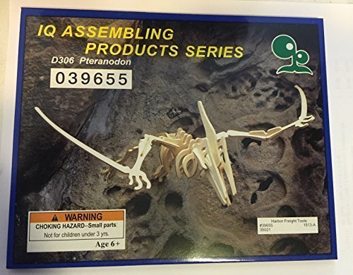 IQ Assembling Products Series: D306 Pteranodon
