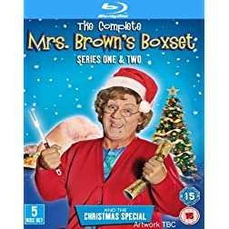 Mrs Brown's Boys: Complete Collection [Blu-ray]