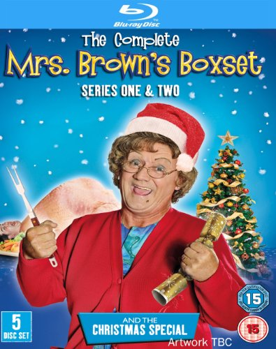 Mrs Brown's Boys: Complete Collection [Blu-ray] (Mrs Brown Boys Region 1 compare prices)