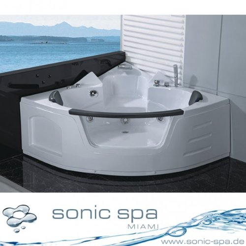 eckbadewanne original sonic spa kailua whirlpool. Black Bedroom Furniture Sets. Home Design Ideas