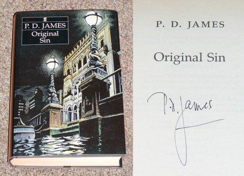 Original Sin, P.D. JAMES