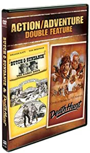 Action Adventure Double Feature (Death Hunt / Butch & Sundance)