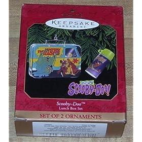 Scooby Doo Christmas Ornament – Hallmark 1999