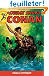 The Savage Sword of Conan Volume 13