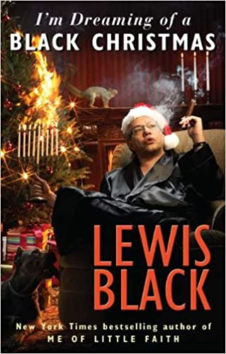 I'm dreaming of a black