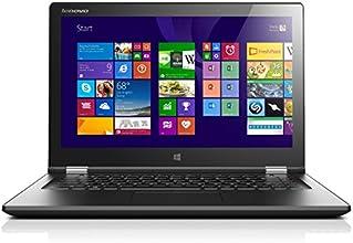"""Lenovo Yoga 3 14 PC portable Convertible Tactile 14"""" Orange (Intel Core i3, 4 Go de RAM, Disque 500 Go + 8 Go SSD, Nvidia GeForce G940M, Mise à jour Windows 10 gratuite)"""