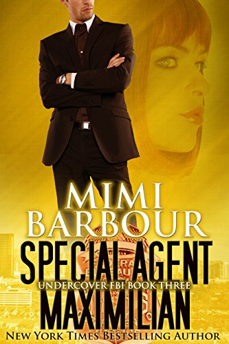 Special Agent Maximilian  by Mimi Barbour ebook deal