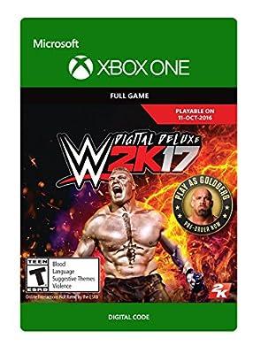 WWE 2K17: Digital Deluxe Edition - Pre-Load - Xbox One Digital Code
