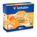 Verbatim 95099 4.7 GB up to 16x Brand...