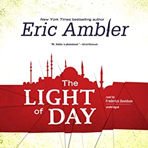 The Light of Day Audiobook