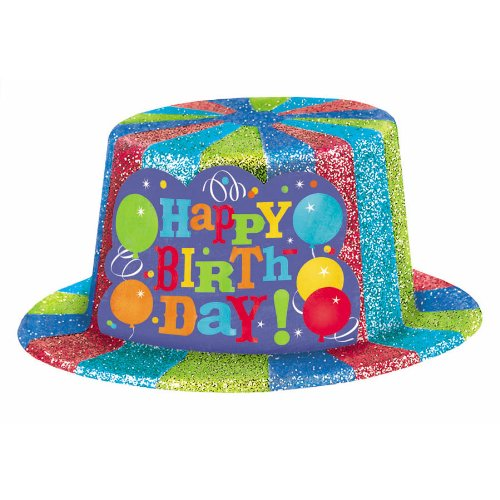 Birthday Fever Hats - 1