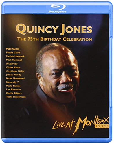 Quincy Jones - Live At Montreux 2008 - The 75th Birthday Celebration