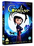 Coraline with Limited Edition 3D Lenticular Sleeve [DVD]