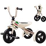 三輪車 三輪ベビーカー 折りたたみ三輪車 幼児/子供用 対象2-6歳 軽量(6KG)金