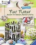 Nur Natur: Basteln mit Stöcken