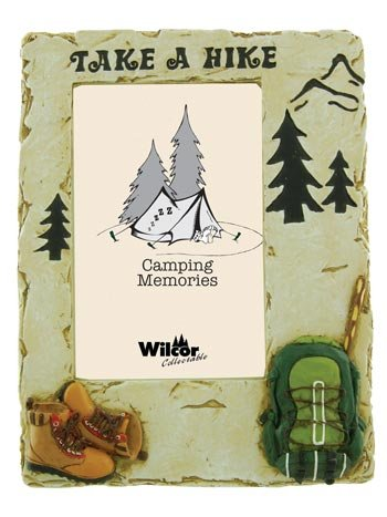 Take A Hike Photo Frame made our list of Gifts For Active Women, Gifts For Women Who Hike, Gifts For Women Who Fish, Gifts For Women Who Camp