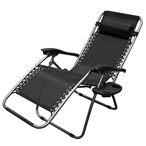 2-chairs-zero-gravity-chair-recliner-utility-tray-pool-black