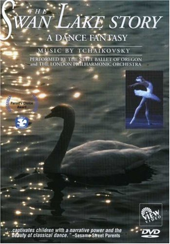 The Swan Lake Story: A Dance Fantasy front-412719