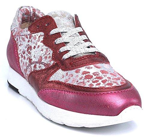 Mjus, Sneaker donna Rosso rosso, Rosso (rosso), 39 EU