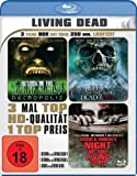 Living Dead (3 Filme) [Blu-ray] [Import allemand]