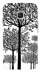 TrilMil Printed Designer Mobile Case Back Cover For Samsung Galaxy J1 Mini
