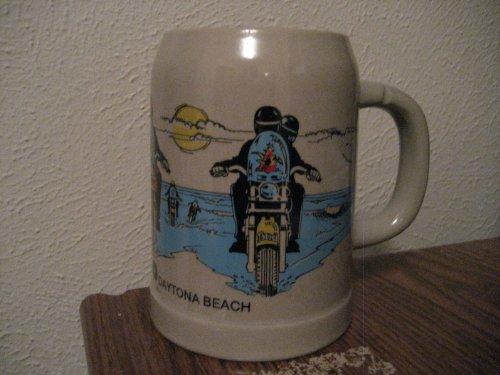 1990 Daytona Bike Week Anhueser Busch Stein