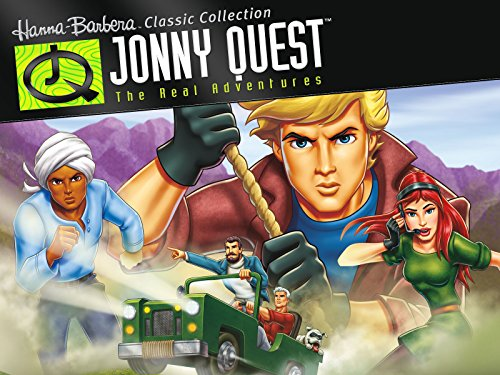 The Real Adventures Of Jonny Quest: The Complete First Season (26 Episodes)