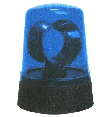 Beacon Light Lava Party' Rotating Blue - Like Police
