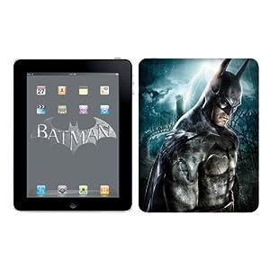 Batman Arkham City cool vinyl decal skin / sticker for iPad