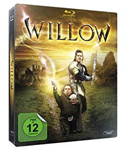 Willow (SteelBook, exklusiv bei Amazon.de) [Blu-ray]