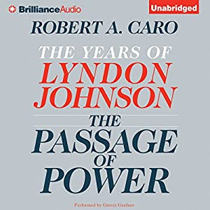 The Passage of Power Audiobook