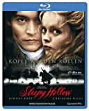 Image de BLU-RAY SLEEPY HOLLOW