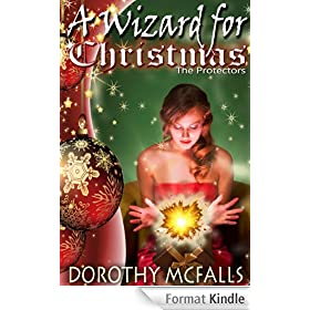 A Wizard for Christmas: sweet paranormal romance short story