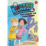 The Case of the Stinky Socks (Milo & Jazz Mysteries) ~ Lewis B. Montgomery