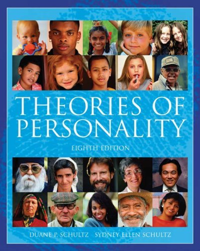 Theories of Personality - 8th edition (Theory Of Personality 8th Edition compare prices)