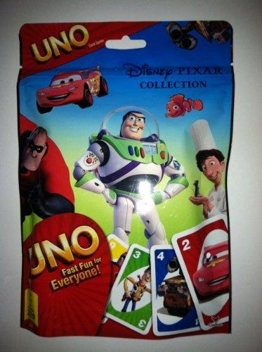 Disney Pixar Collection UNO