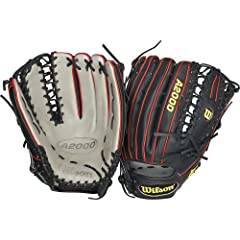 Wilson 2014 A2000 OT6 12.75 Outfield Baseball Glove (Right Hand Throw) by Wilson