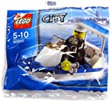 LEGO City: Police Boat Set 30002 (Bagged)