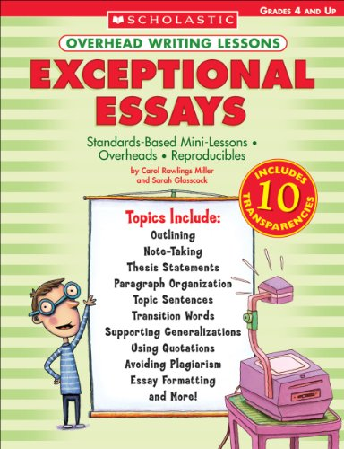 Exceptional Essays (Overhead Writing Lessons)