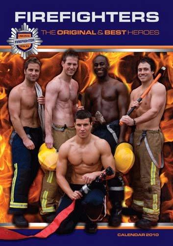 Firefighters Calendar 2010
