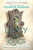 img - for Legacy of Kings (Blood of Gods and Royals) book / textbook / text book