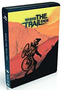 'Where the Trail Ends' MTB DVD/Blu Ray/Download Combo Pack