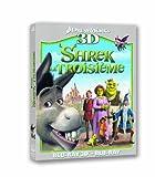 echange, troc Shrek le Troisième - Combo Blu-ray 3D active + Blu-ray 2D [Blu-ray]