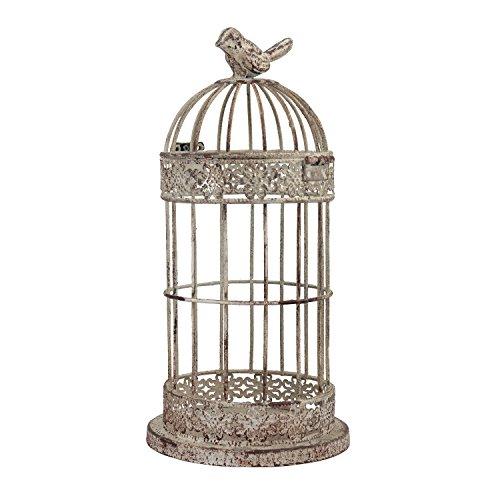 Stonebriar SB-5053A Small Aged Wire Bird Cage