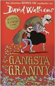 book report on gangsta granny