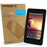 Cover-Up UltraView HP Slate 7 (7-inch) Tablet Anti-Glare Matte Screen Protector (Pack of 2)