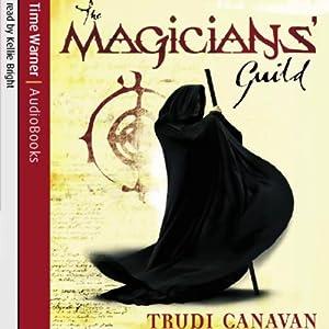 The Magicians' Guild Audiobook