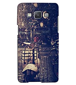 Citydreamz Back Cover for Samsung Galaxy A8