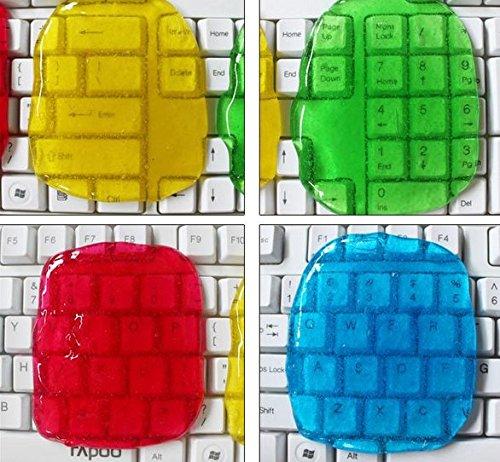 Discover Bargain Lemonc Magic High-Tech Cleaning Compound Super Clean Slimy Gel - Random Color (1pcs...