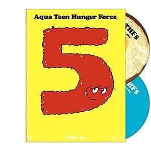 Aqua Teen Hunger Force: Volume Five (Sous-titres franais)